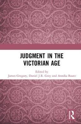 Judgment in the Victorian Age - pr_237174