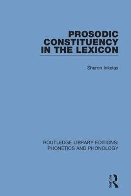Prosodic Constituency in the Lexicon - pr_31651