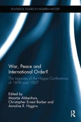 War, Peace and International Order? - pr_31471