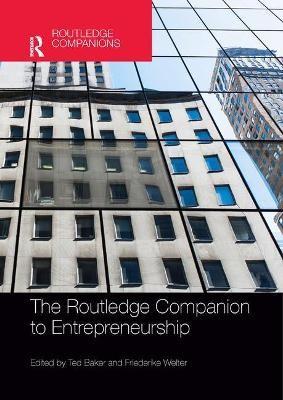 The Routledge Companion to Entrepreneurship - pr_192206