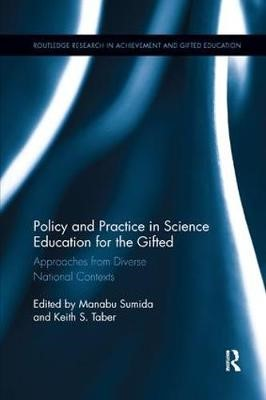 Policy and Practice in Science Education for the Gifted - pr_31605