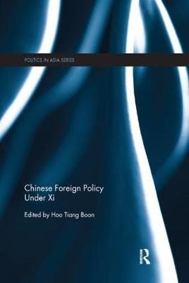 Chinese Foreign Policy Under Xi - pr_31440