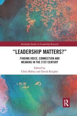 Leadership Matters - pr_31787