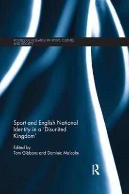 Sport and English National Identity in a `Disunited Kingdom' - pr_31956