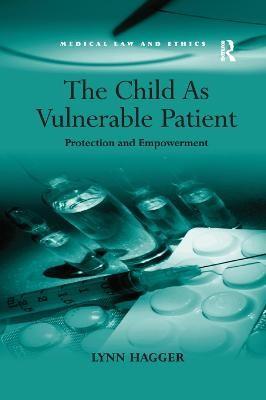 The Child As Vulnerable Patient - pr_289145