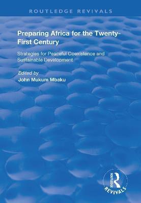 Preparing Africa for the Twenty-First Century - pr_1752994