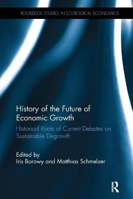 History of the Future of Economic Growth - pr_237137