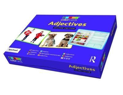 Adjectives: Colorcards - pr_18464