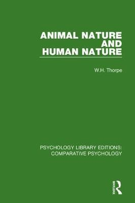 Animal Nature and Human Nature - pr_1748266