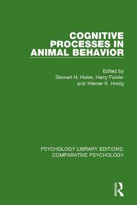 Cognitive Processes in Animal Behavior - pr_1748377