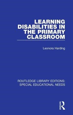 Learning Disabilities in the Primary Classroom - pr_31974