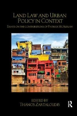 Land Law and Urban Policy in Context - pr_288824