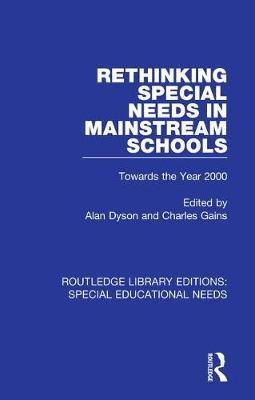 Rethinking Special Needs in Mainstream Schools - pr_32054