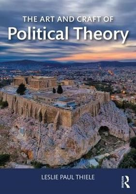 The Art and Craft of Political Theory - pr_31858