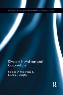 Diversity in Multinational Corporations - pr_288967