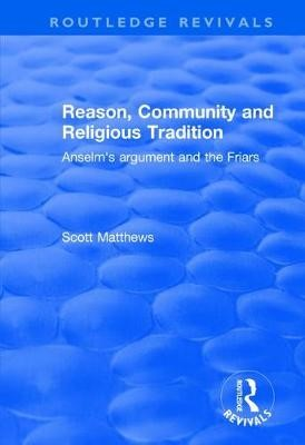 Reason, Community and Religious Tradition - pr_1700788