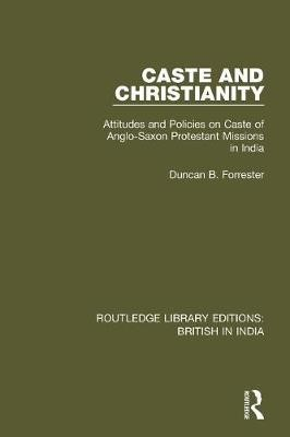 Caste and Christianity - pr_32078