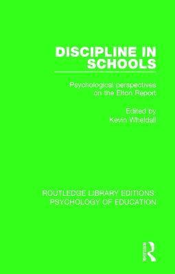 Discipline in Schools - pr_32590