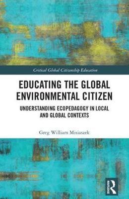 Educating the Global Environmental Citizen - pr_223893