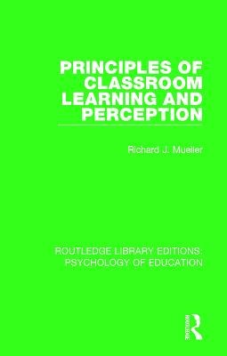 Principles of Classroom Learning and Perception - pr_241873