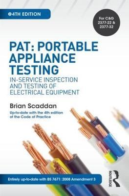 PAT: Portable Appliance Testing - pr_193064
