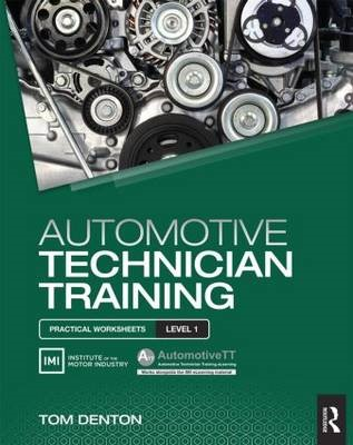 Automotive Technician Training: Practical Worksheets Level 1 - pr_190385