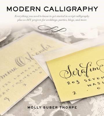 Modern Calligraphy -