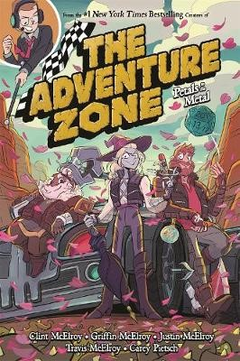 The Adventure Zone: Petals to the Metal -
