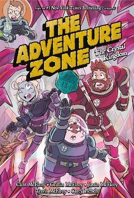 The Adventure Zone: The Crystal Kingdom -
