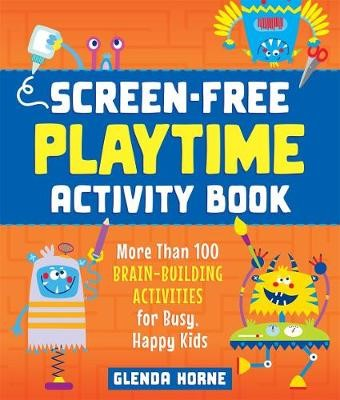 Screen-Free Playtime Activity Book -