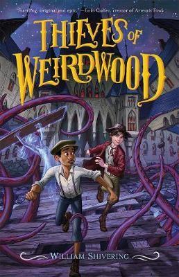 Thieves of Weirdwood - pr_1763827