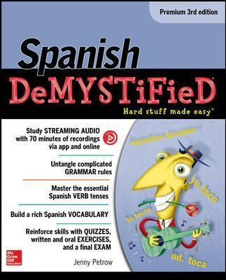 Spanish Demystified, Premium - pr_336482