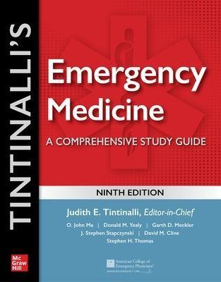 Tintinalli's Emergency Medicine: A Comprehensive Study Guide - pr_430419