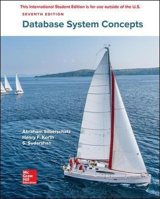 ISE Database System Concepts -
