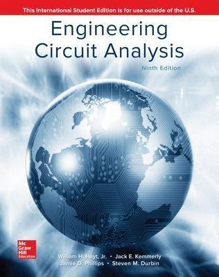 ISE Engineering Circuit Analysis -