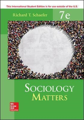 ISE Sociology Matters -