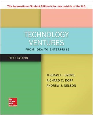 ISE Technology Ventures: From Idea to Enterprise - pr_268711