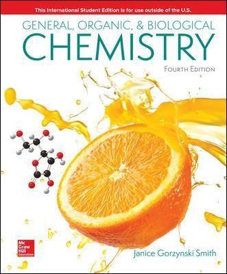 ISE General, Organic, & Biological Chemistry -