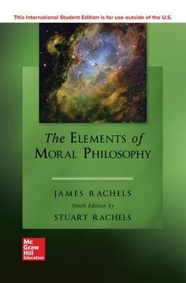 ISE The Elements of Moral Philosophy - pr_70859