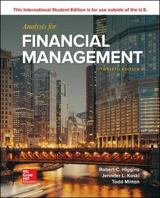 ISE Analysis for Financial Management - pr_71112