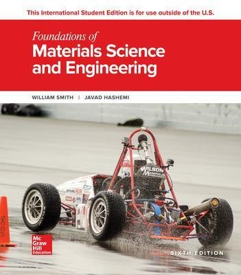 ISE Foundations of Materials Science and Engineering -