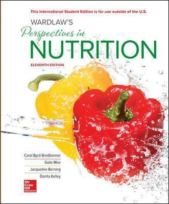 ISE Wardlaw's Perspectives in Nutrition -