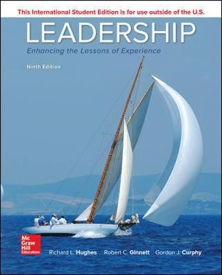 ISE Leadership: Enhancing the Lessons of Experience - pr_71125