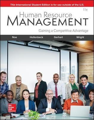 ISE Human Resource Management - pr_430677