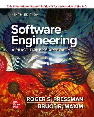 ISE Software Engineering: A Practitioner's Approach -