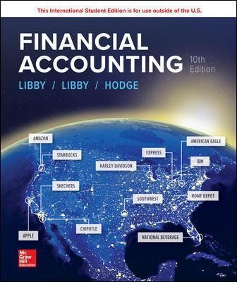 ISE Financial Accounting -
