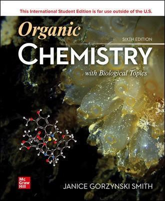 ISE Organic Chemistry with Biological Topics - pr_1751458