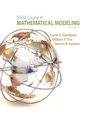 A First Course in Mathematical Modeling - pr_336431