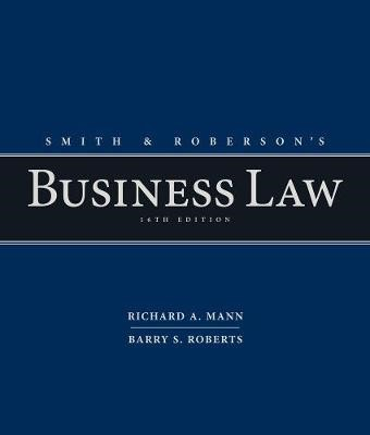 Smith and Roberson's Business Law - pr_314093
