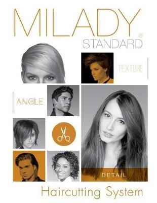 Milady Standard Haircutting System, Spiral bound Version - pr_314108